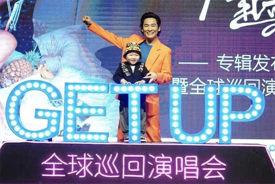 杜德伟发新专辑宣告巡演启航妻儿现身超惊喜 - 环球网 -20190510104536520