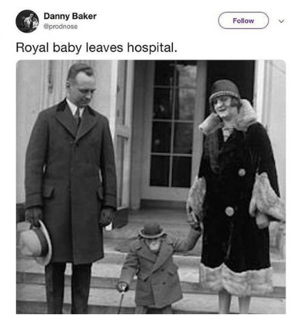 "BBC播音员涉种族歧视被开除:影射英王室新生儿是""黑猩猩"""