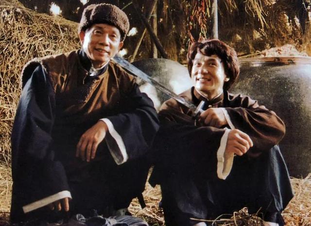 成龙、刘家良合作的三部港片,两部成了经典,最后一部曾被迫撤档