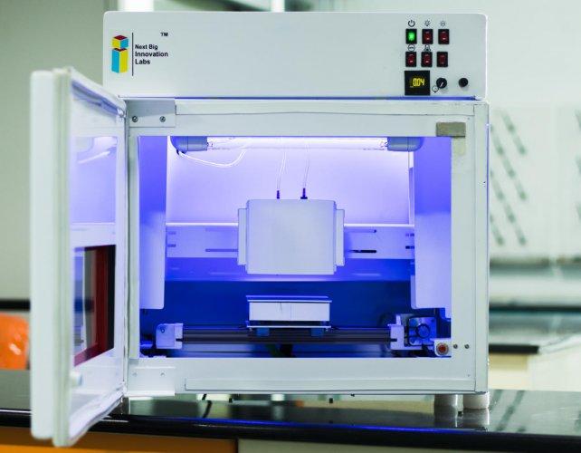 印度研究人员3D打印出人造皮肤 可用于化妆品测试