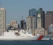美海警船靠近委内瑞拉海域