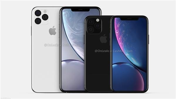 """iPhone 11外观、代号确认: """"浴霸""""没跑了"""