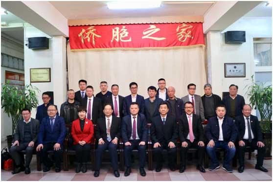 法国华侨华人会热情接待山西、哈尔滨代表团  积极探索合