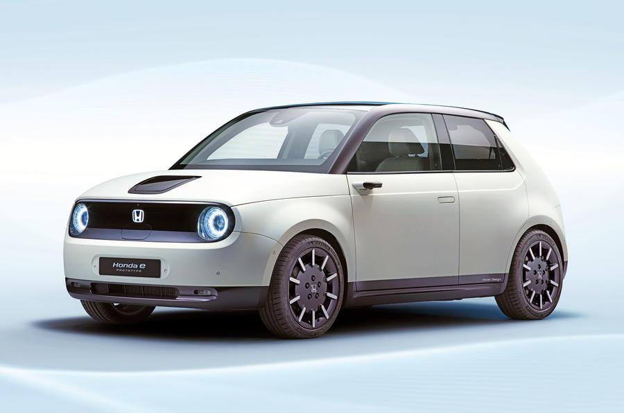 本田城市电动汽车定名本田e 年底率先在欧洲上市