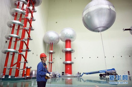 青海开展高海拔地区特高压试验研究
