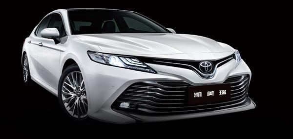 广汽丰田凯美瑞4月销量大涨47%:换代雷凌将发布