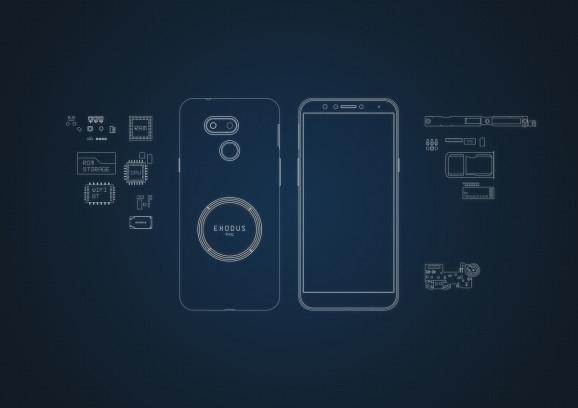 HTC公布旗下第二款区块链手机Exodus 1s