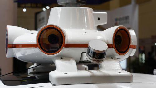 滴滴比亚迪合作无人车亮相智博会 搭载6颗摄像头