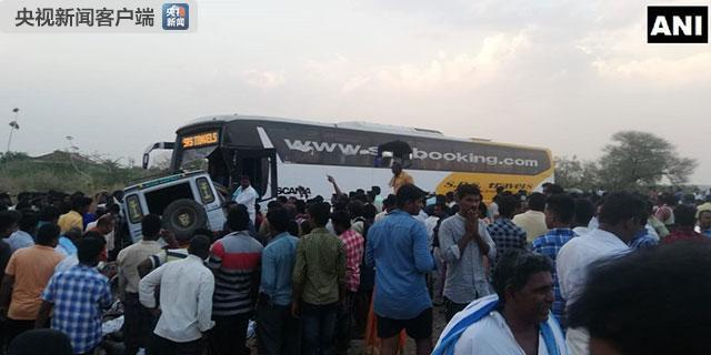 13 people were killed in a two-car collision in southeastern India - News News News -20190512065210825