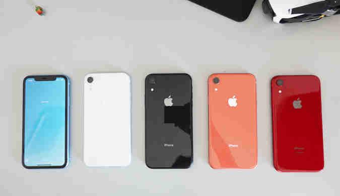瑞银研报:苹果iPhone销售在中国区稳步回升