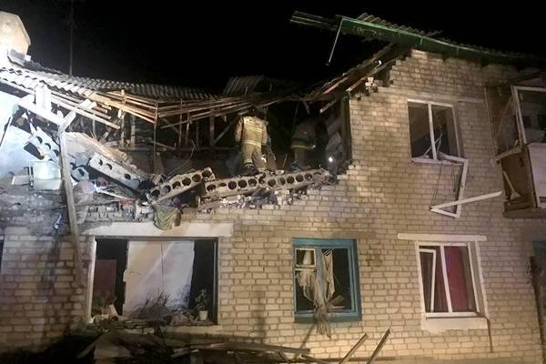 俄罗斯西南部一居民楼发生天然气爆炸 致2人死亡