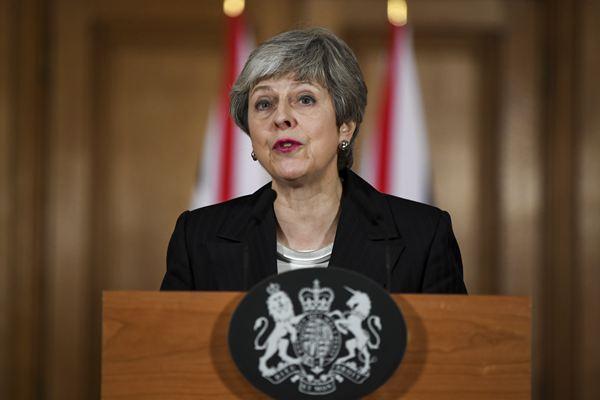 要下台?英媒称首相特雷莎·梅本周将公布辞职时间