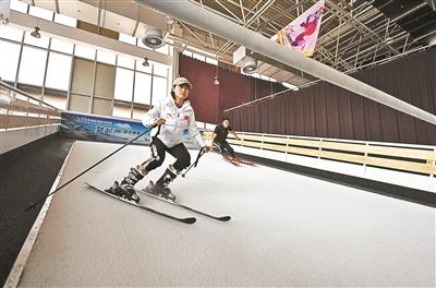 超20000名中小学生将掌握冰雪技能