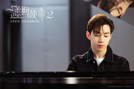 刘宪华献唱《一条狗的使命2》推广曲戳泪点