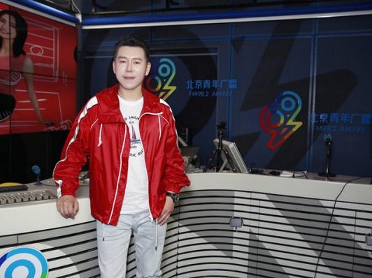 于安迪做客北京青年广播《982变形记》
