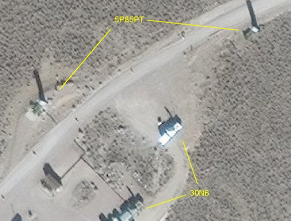 卫星图曝光美军基地出现俄S300系统,俄专家:可能是乌克兰送的