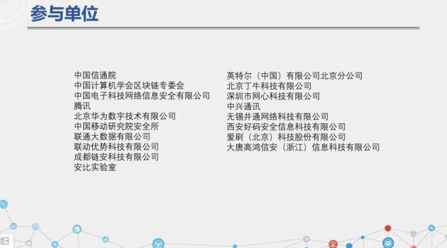 信通院发布《可信区块链:区块链安全评价指标》网心科技参与制定