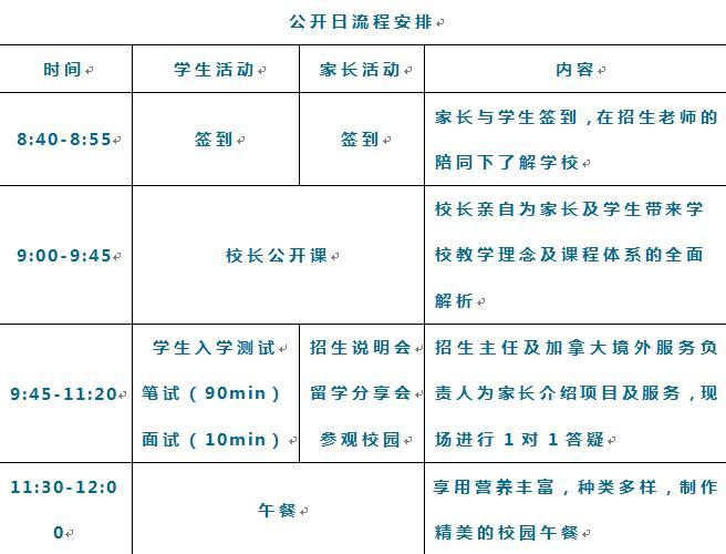 国际学校择校必读:北京外国语大学国际高中校园招生说明会暨自主招生入学选拔测试