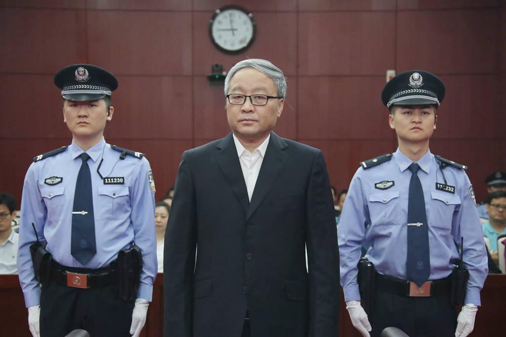 财政部原副部长张少春受贿案一审宣判:获刑15年
