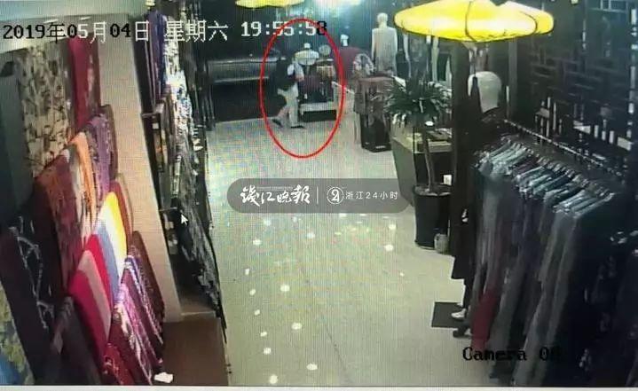 奢侈品包包、刺绣扇子……杭州知名医院工作的90后姑娘,一晚上连偷4家店