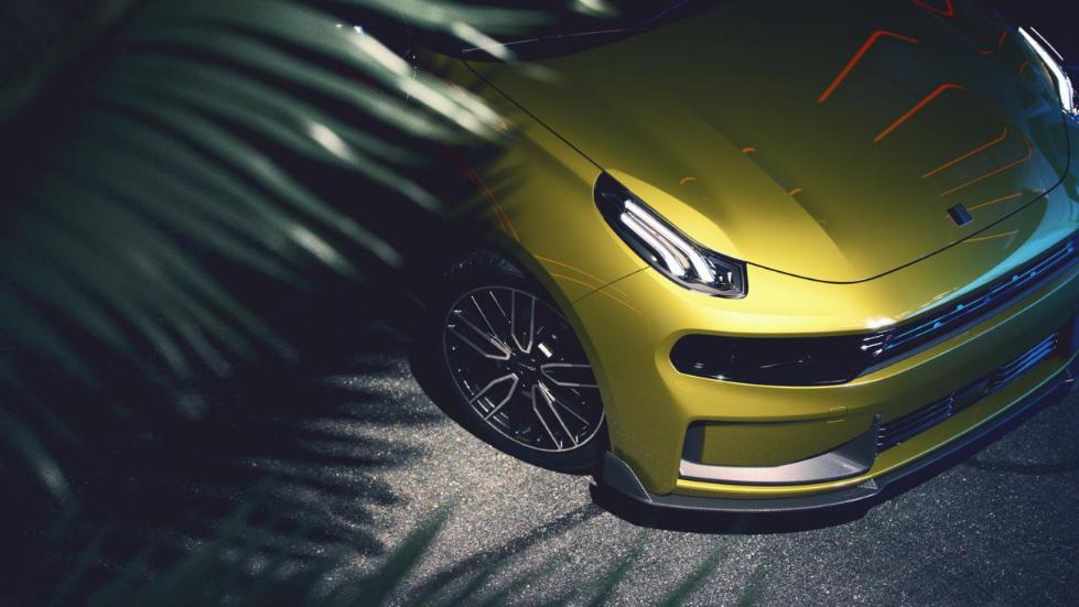 领克03+车型官图发布 预售价25万元左右