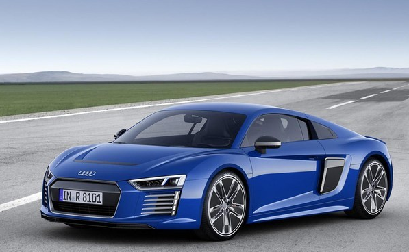 奥迪新款R8 e-tron或将在2022年推出