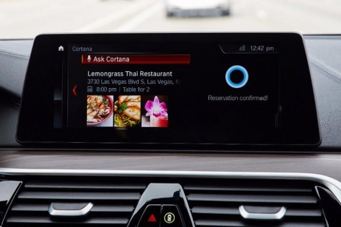 宝马车主将能借助多模式智能个人助理与汽车互动