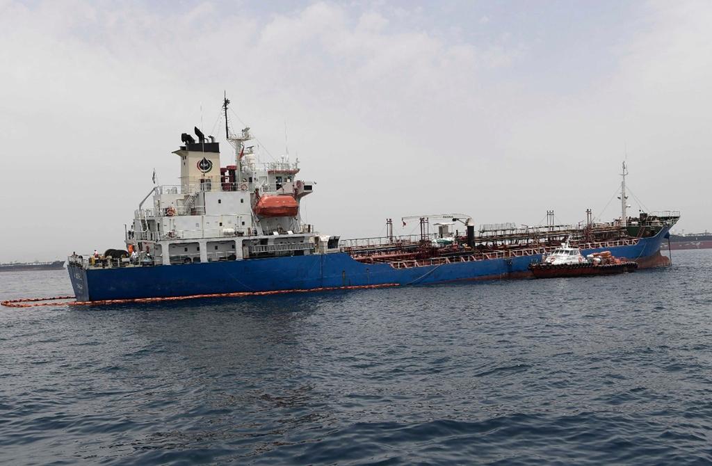 中东多国谴责阿联酋附近海域4艘商船遭袭击