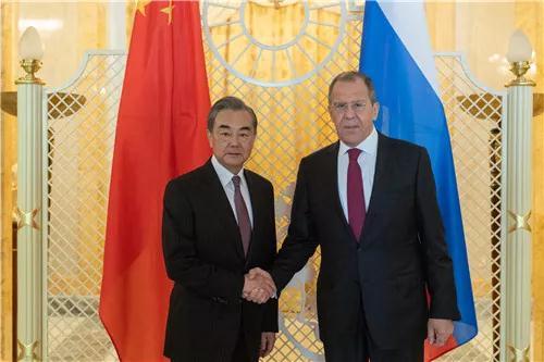 俄外长:中国是俄罗斯在世界舞台上的关键伙伴