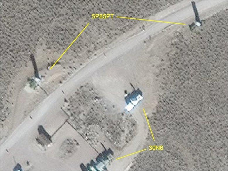 美军训练场出现S-300防空导弹 可能来自乌克兰