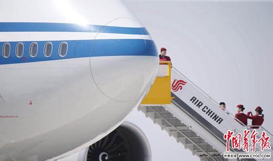 北京大興國際機場試飛成功