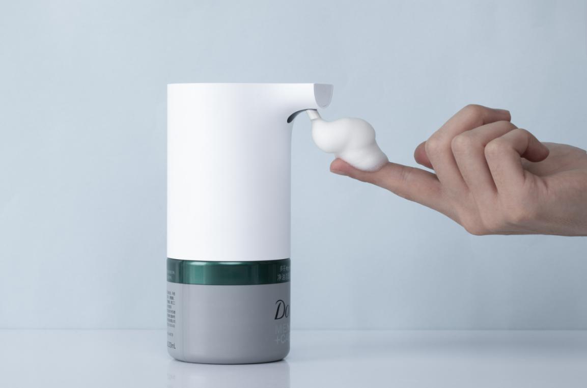 小米发布米家自动泡沫洁面机:专为男士 众筹价89元