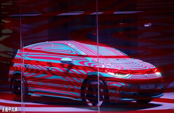 大众将自主生产纯电动车电池 降低对中韩依赖