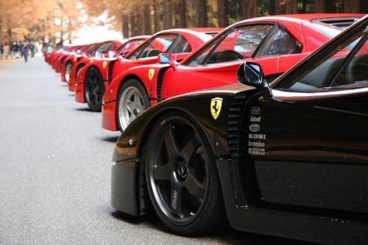 法拉利全新混合动力跑车将于5月底发布