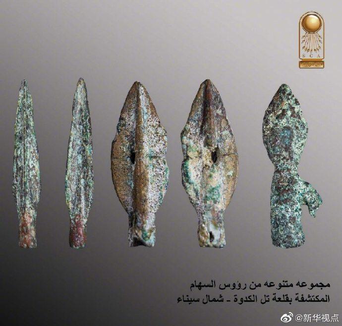 2600多年前的军事城堡什么样?埃及刚挖出来一个!
