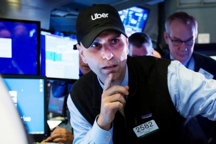 Uber上市次日股价大跌 市值622亿