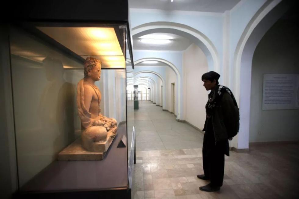 这才叫国际道义!中国接力守护流浪的阿富汗文物