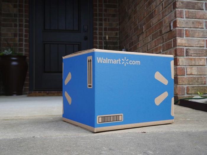 沃尔玛推出免费的一日达服务 以挑战亚马逊