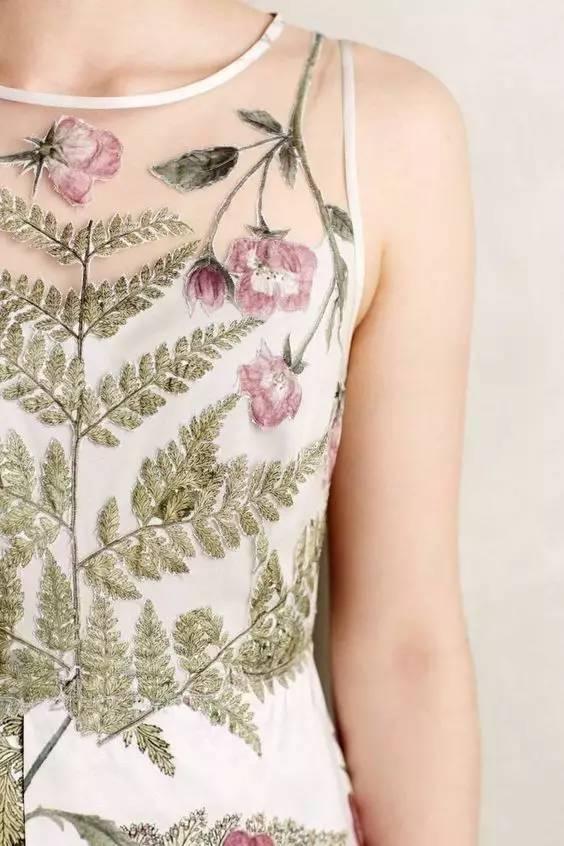 视觉 | 刺绣,美了几千年的中国时尚