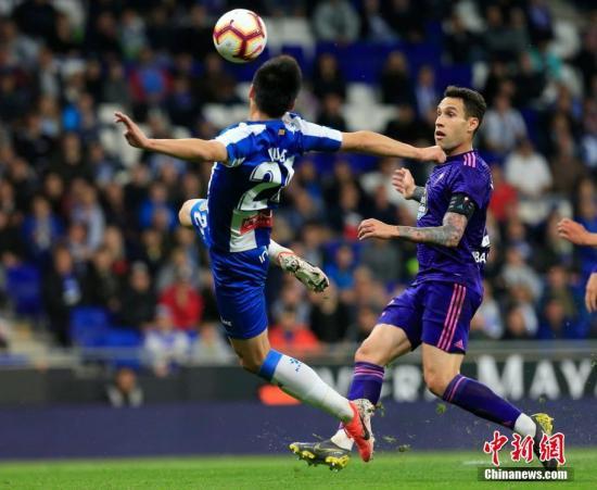 西媒赞武磊表现:他是球队破密集防守的利器