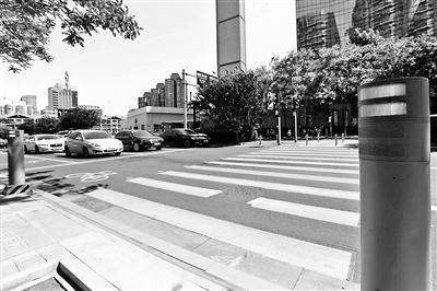 CBD打造智慧交通系统