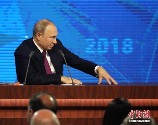 克宫:普京将于14日在索契官邸会见美国务卿