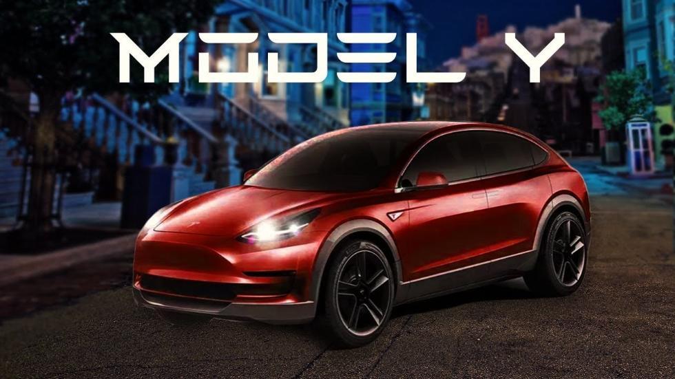松下:特斯拉投产Model Y将导致电池短缺