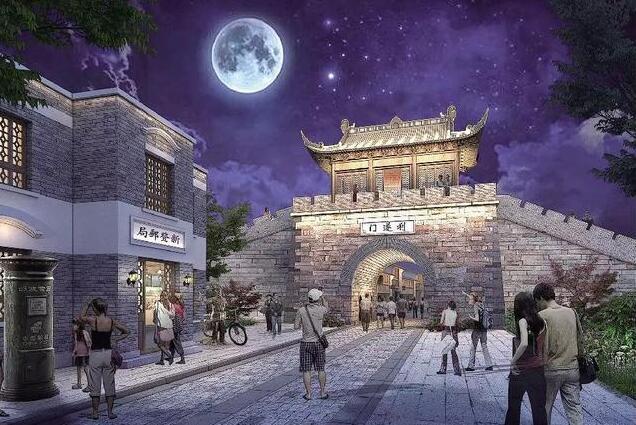 """修复千年古城 富阳新登要打造""""城墙上的江南小镇"""""""