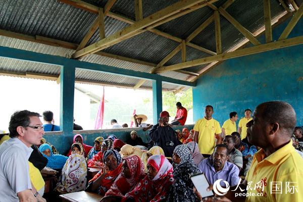 世卫组织:中国援桑给巴尔血吸虫病防治项目取得成功