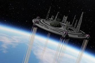 没有火箭 我们可以靠这些怪招去太空旅行