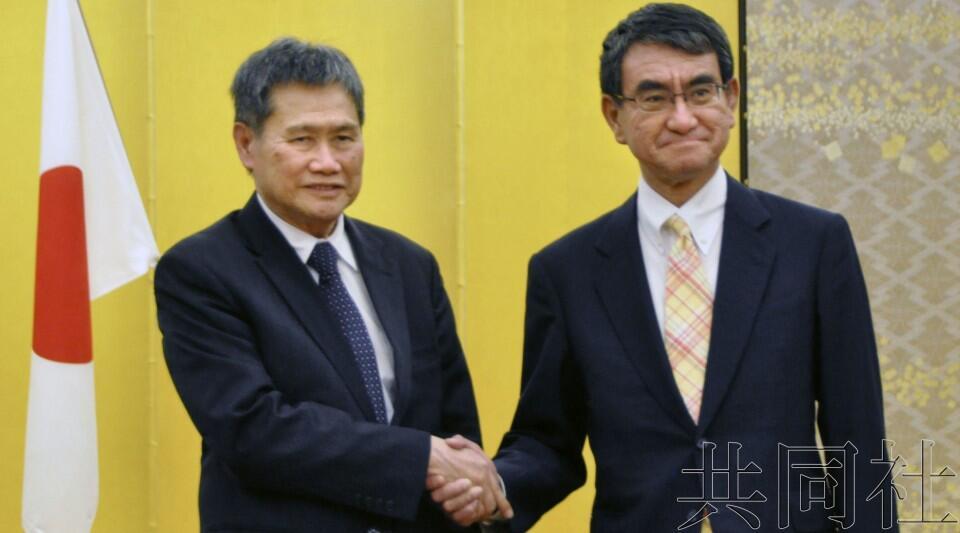 日本与东盟签署合作协定支援人材培养