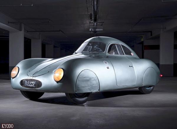 保时捷最老车型将被竞拍 全球仅存1辆