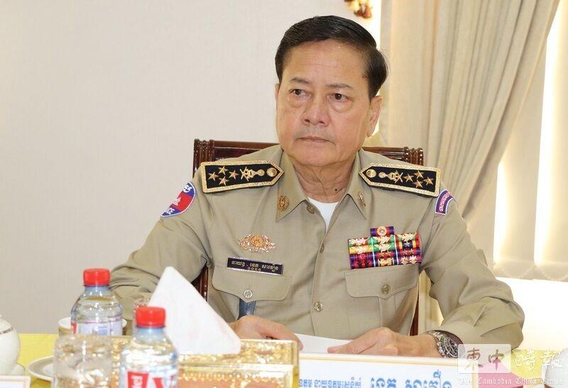 """柬埔寨警方:扬言搞乱柬社会治安的""""中国黑帮""""不在柬国内"""
