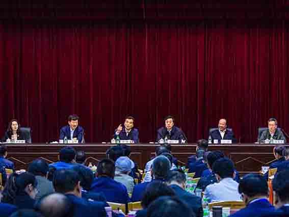 民营企业党组织书记培训示范班开班